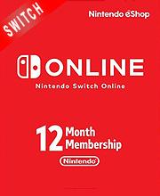 MercadoPago: Nintendo Switch Online 12 Meses