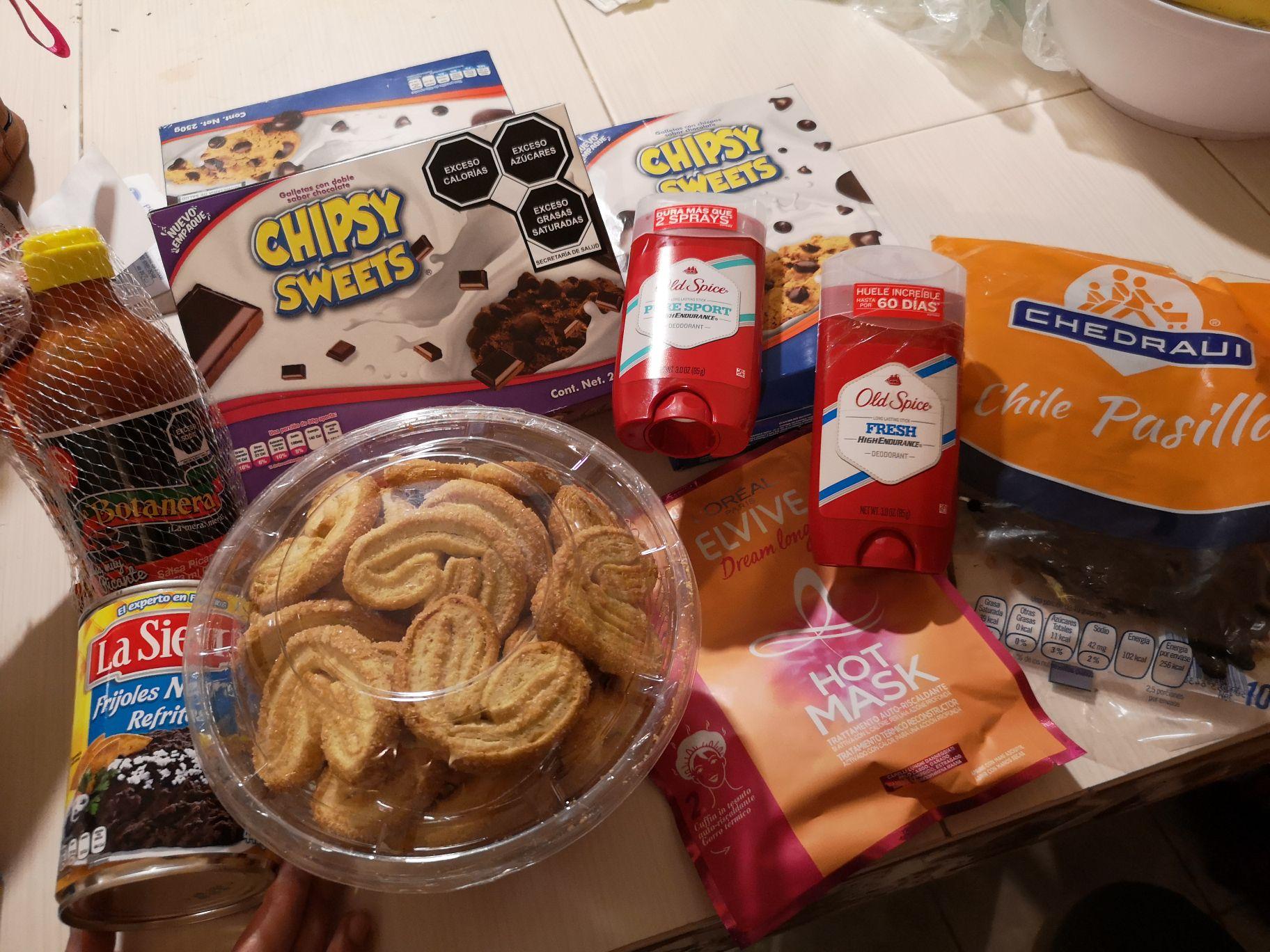 Chedraui plaza tepozan: bowl de orejitas a $1 y otros artículos...