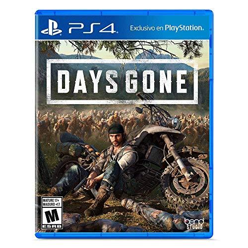 Amazon y Walmart: Days Gone - PS4
