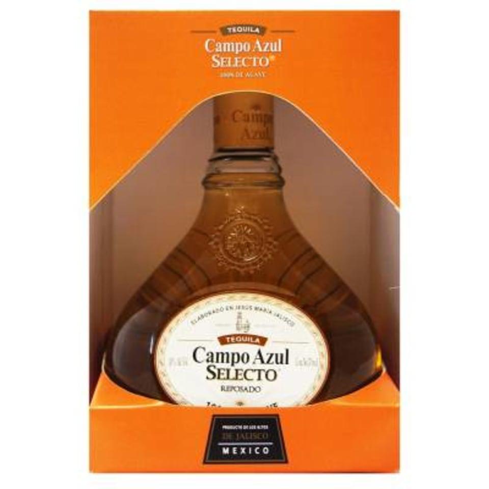 Walmart: Tequila Campo Azul Selecto Reposado 700 ml