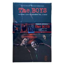 Amazon: The Boys - pack n1