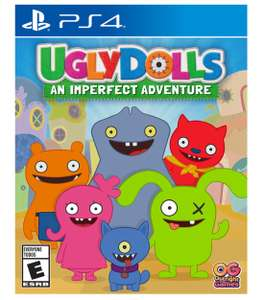 Palacio de Hierro: Ugly Dolls PS4