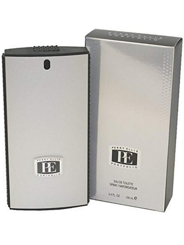 Amazon, Perry Ellis Portfolio eau de toilette spray 3.4 oz, 100 ml (Caballero)