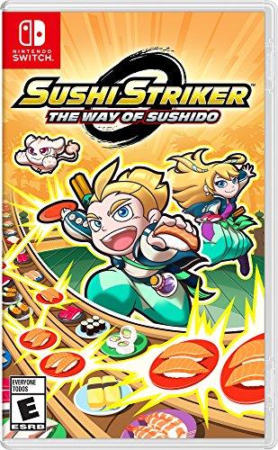 Amazon: Sushi Striker: The Way of Sushido - Nintendo Switch