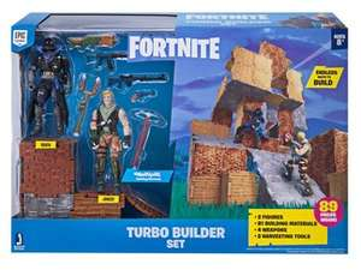 Suburbia: Figura Pack Jonesy and Raven Fortnite S1 Turbo Builder Set