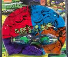 Walmart: goggles 10.01 y set con  gorra natación 25.01