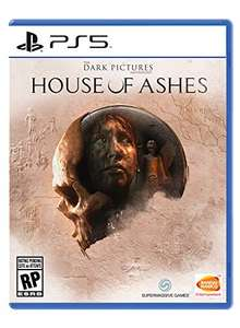 Amazon US: The Dark Pictures: House of Ashes - PlayStation 5 (preventa) - favor de leer abajo