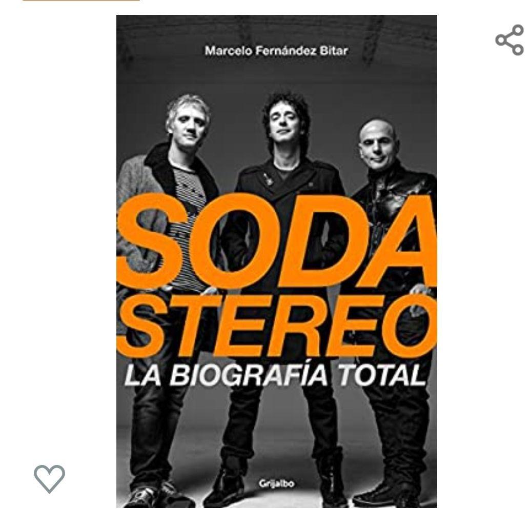 Amazon: Soda Stereo: La biografía total