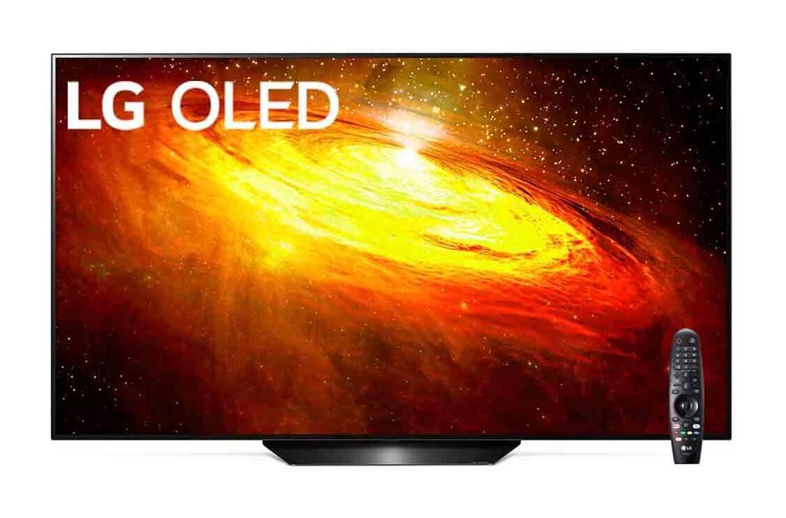 Best Buy: pantalla LG OLED 55 BX