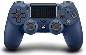 Amazon DualShock 4 Wireless Controller for PlayStation 4 - Midnight Blue