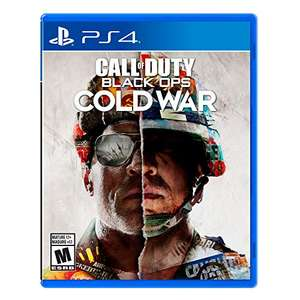 AMAZON-PS4 Call of Duty Black Ops: Cold War - Standard Edition - PlayStation 4