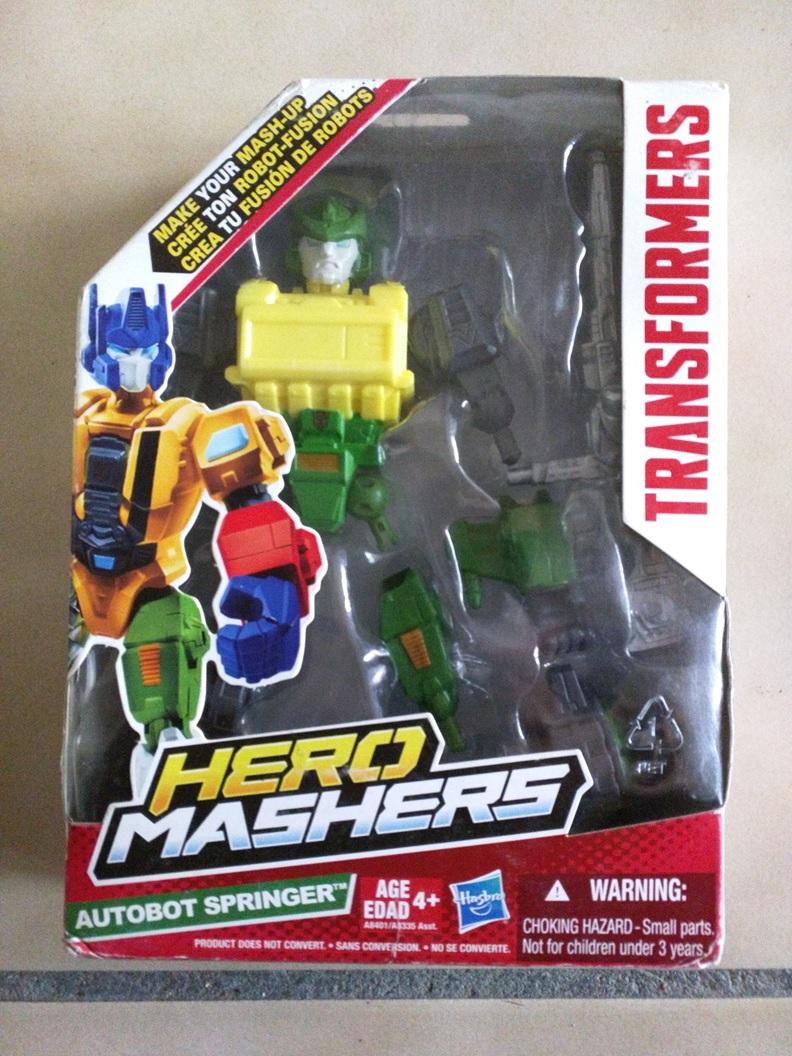 Bodega Aurrerá Ixtapaluca: Transformers Hero Mashers de $189 a $17.01