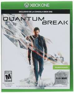 Amazon México: Quantum Break para Xbox One