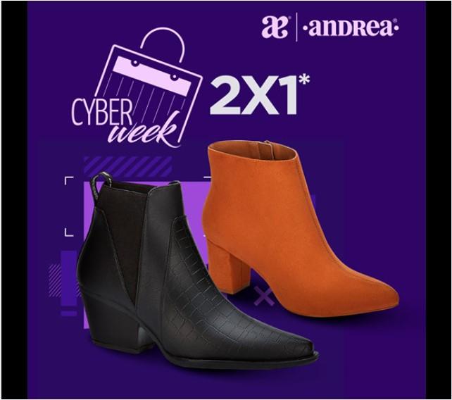Zapatos Andrea 2x1