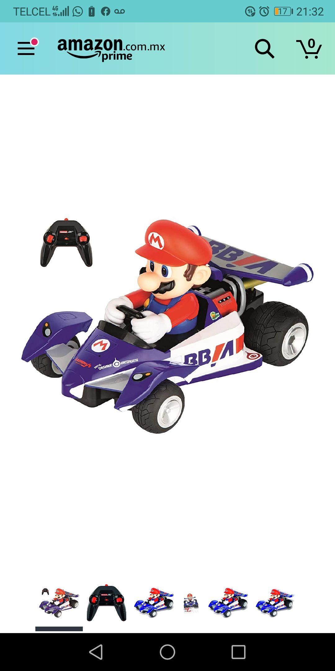 Amazon: Mario kart racer mario