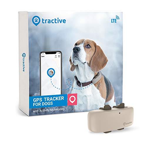 Amazon: Tractive Rastreador GPS Para Perro