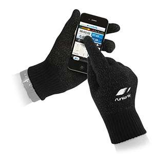 Amazon USA: Guantes touch Runtastic a $98