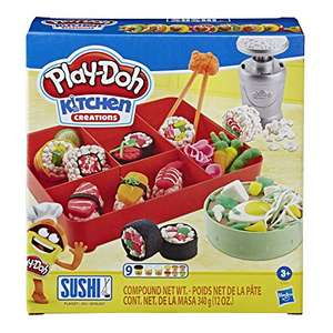 Amazon: Play Doh Kitchen Set de Juego Creaciones de Sushi