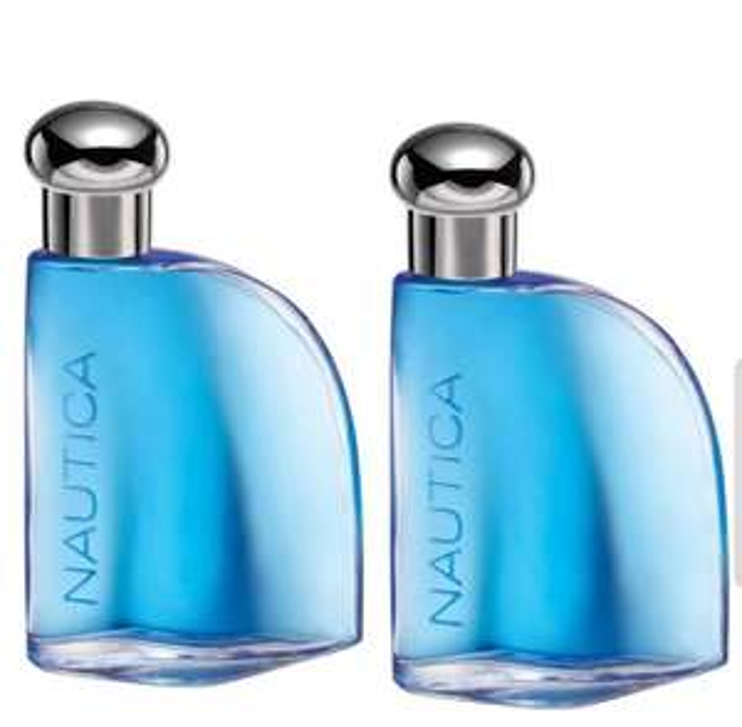 Claro Shop: Perfume Nautica Blue 2x1