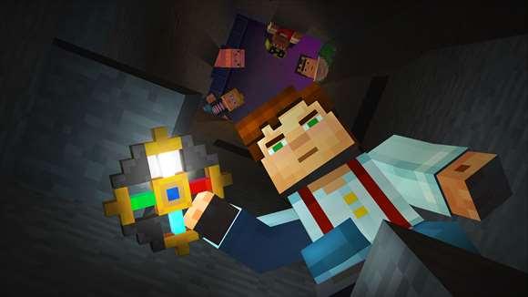 Minecraft Story Mode gratis episodio 1 para PC (se necesita Windows 10)