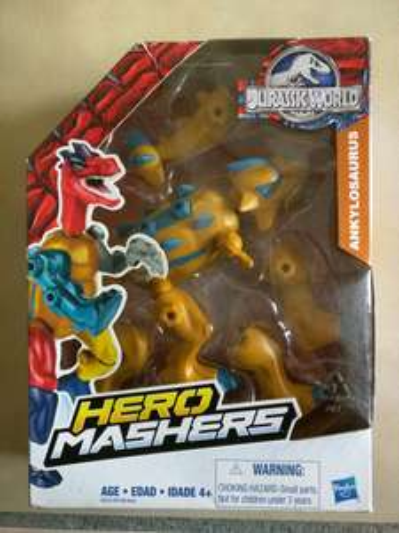 Bodega Aurrerá Ixtapaluca: Jurassic World Hero Mashers de $229 a $35.01