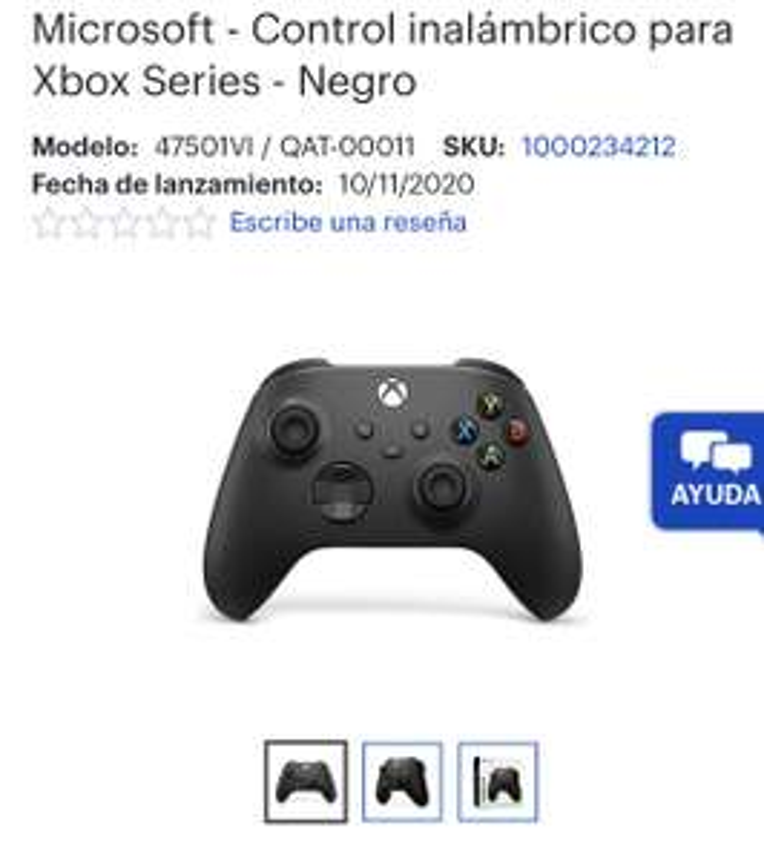 Best Buy: Control Xbox Series X
