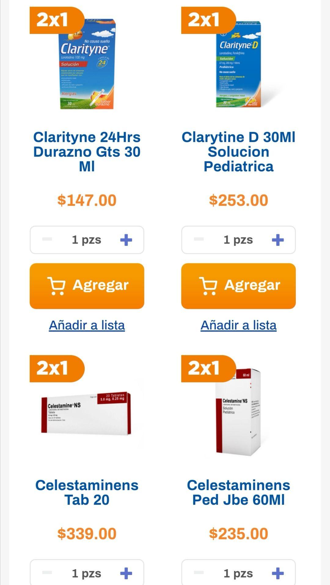 Chedraui: 2 x 1 en artículos seleccionados de Bayer