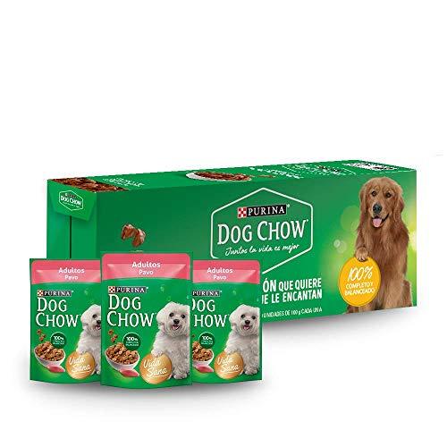 Amazon : Sobres dog chow para los lomitos