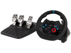 PCEL: Volante Logitech G29 para PS5 / PS4 / PS3 / PC