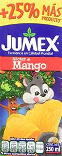 Amazon: Jumex Nectar Mango para las Bendis 250 ml