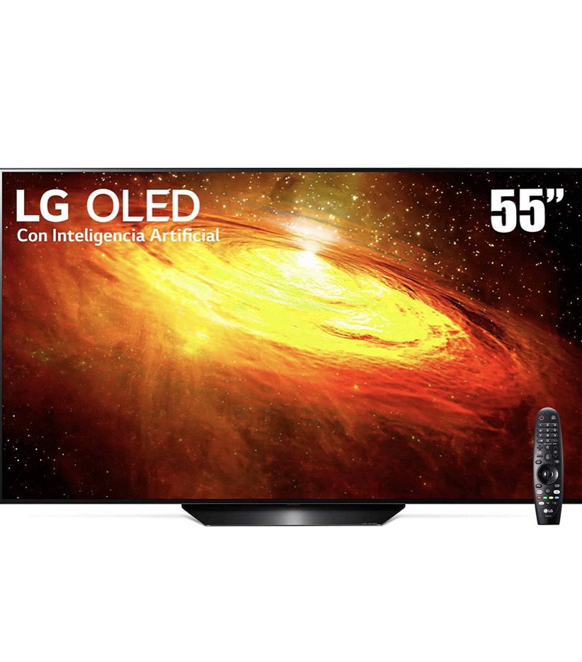 Liverpool: LG OLED CX 55 ($28500 con cupón)