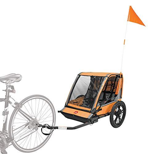 Amazon: Remolque para Bicicleta (2 niños o Mascota)
