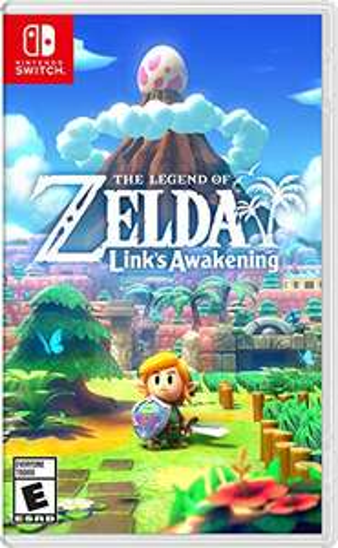 Amazon: The Legend of Zelda Links Awakening