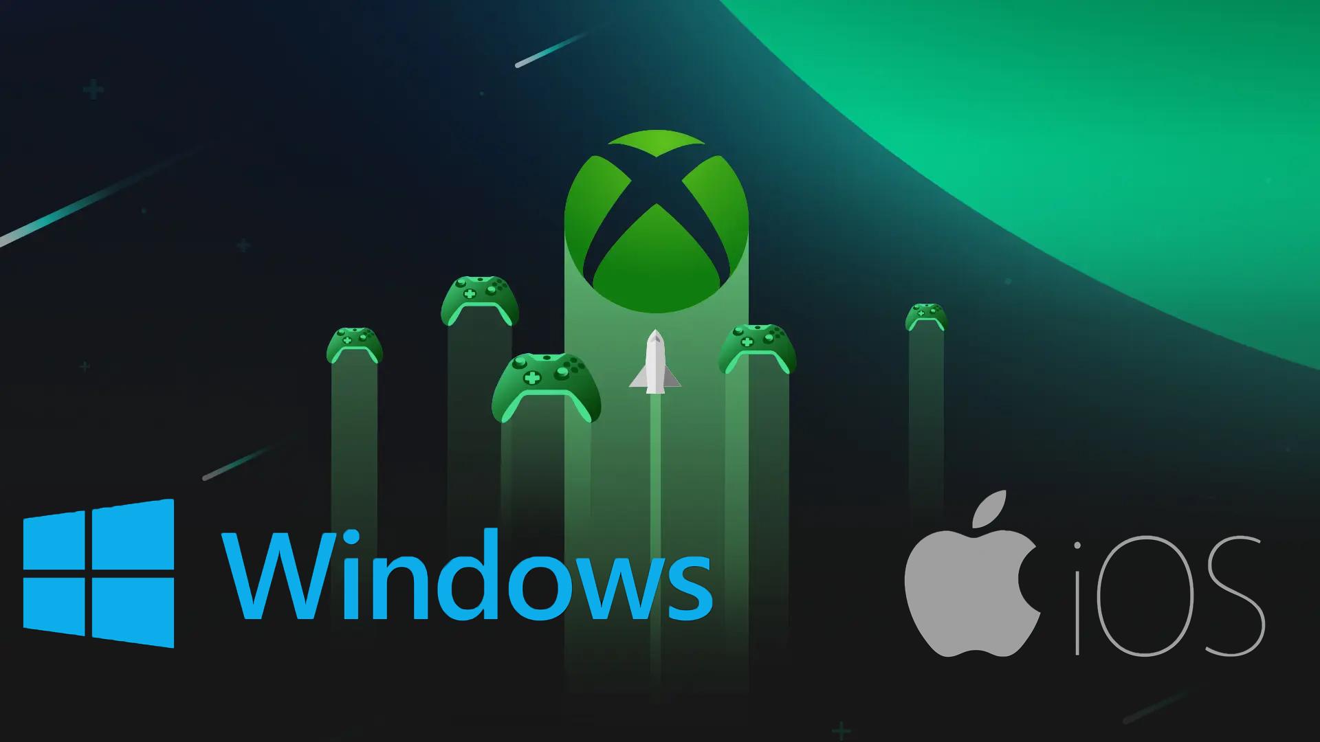 Xbox: XCloud en IOS y PC en Primavera de 2021