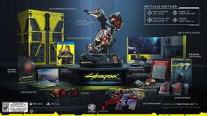 Amazon, Cyberpunk 2077 collectors PS4 o Xbox