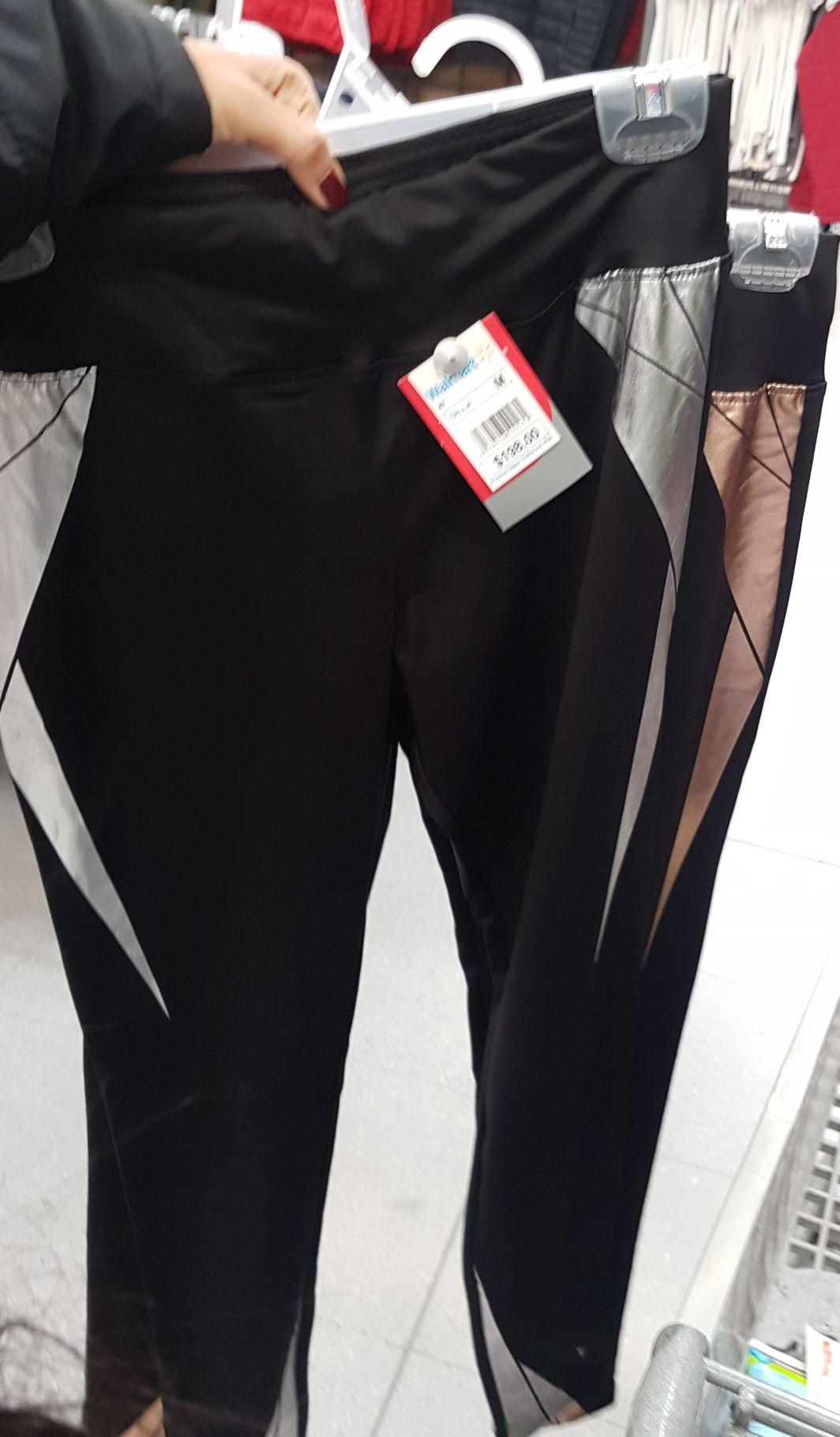 WALMART MACROPLAZA SLP. Pantalon DARSKIN dama