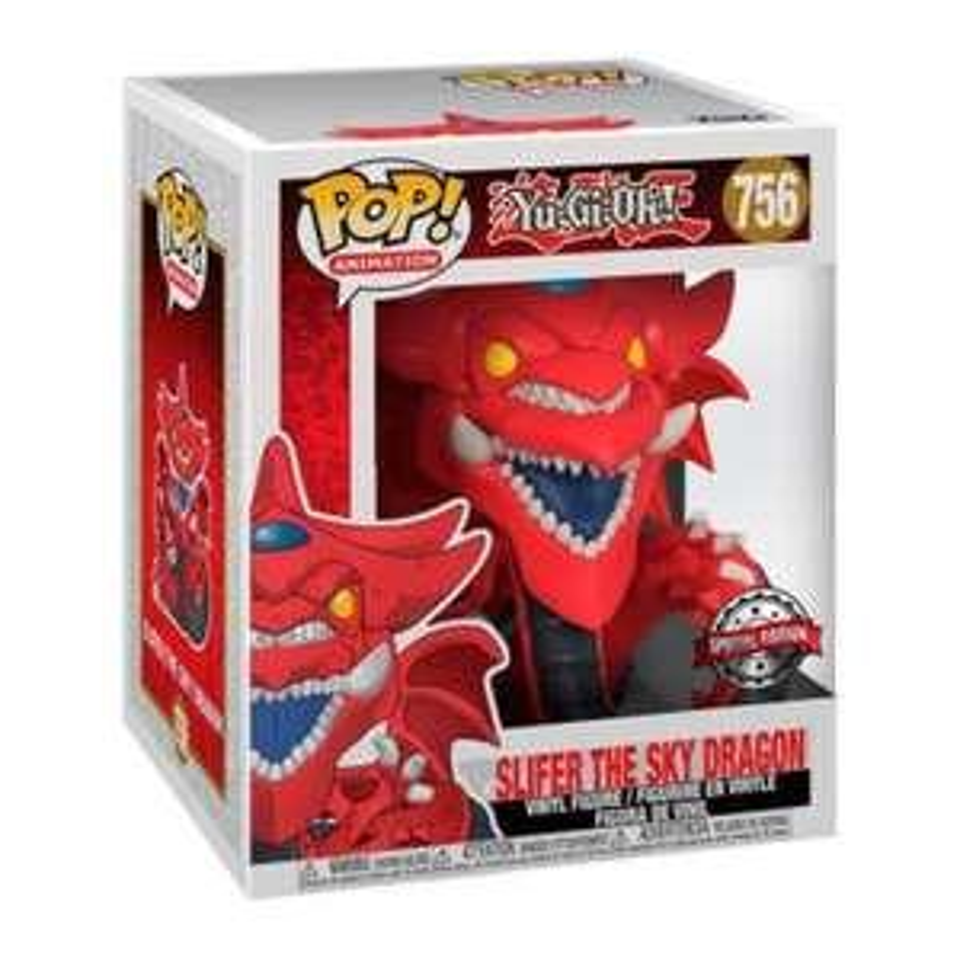 Walmart: Funko Pop Yu-Gi-Oh Slifer the Sky Dragon