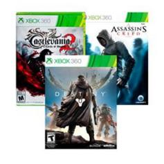 Sanborns en línea: Xbox 360 Tripack Action