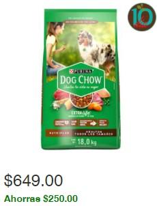 Costco: Dog Chow Nutriplus 18 Kg