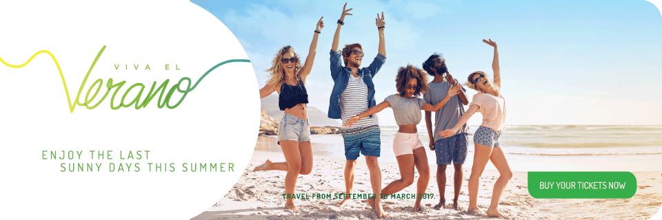 VivaAerobus: viajes desde $416 ya con impuestos de septiembre 2016 a mayo 2017