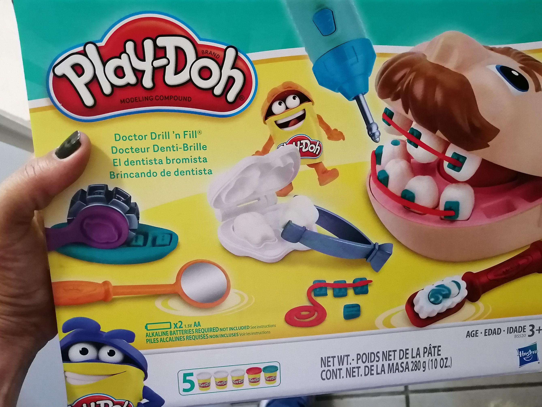 Play doh dentista de $385 a $199 muñeca con carreola $219.00 Bodega Aurrera bicentenario Veracruz con promovela