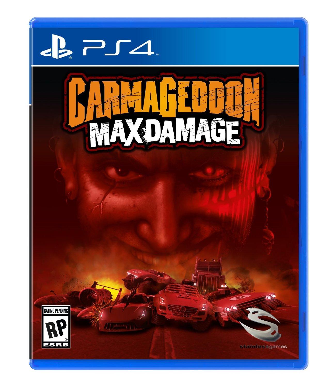 Amazon MX: Juego Carmageddon Max Damage para PS4 o Xbox One