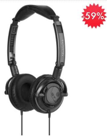 Linio: audífonos Skullcandy Lowrider $233 y envío gratis