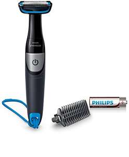 Amazon:Philips Norelco Bodygroom Series 1100, Body trimmer, BG1026/60