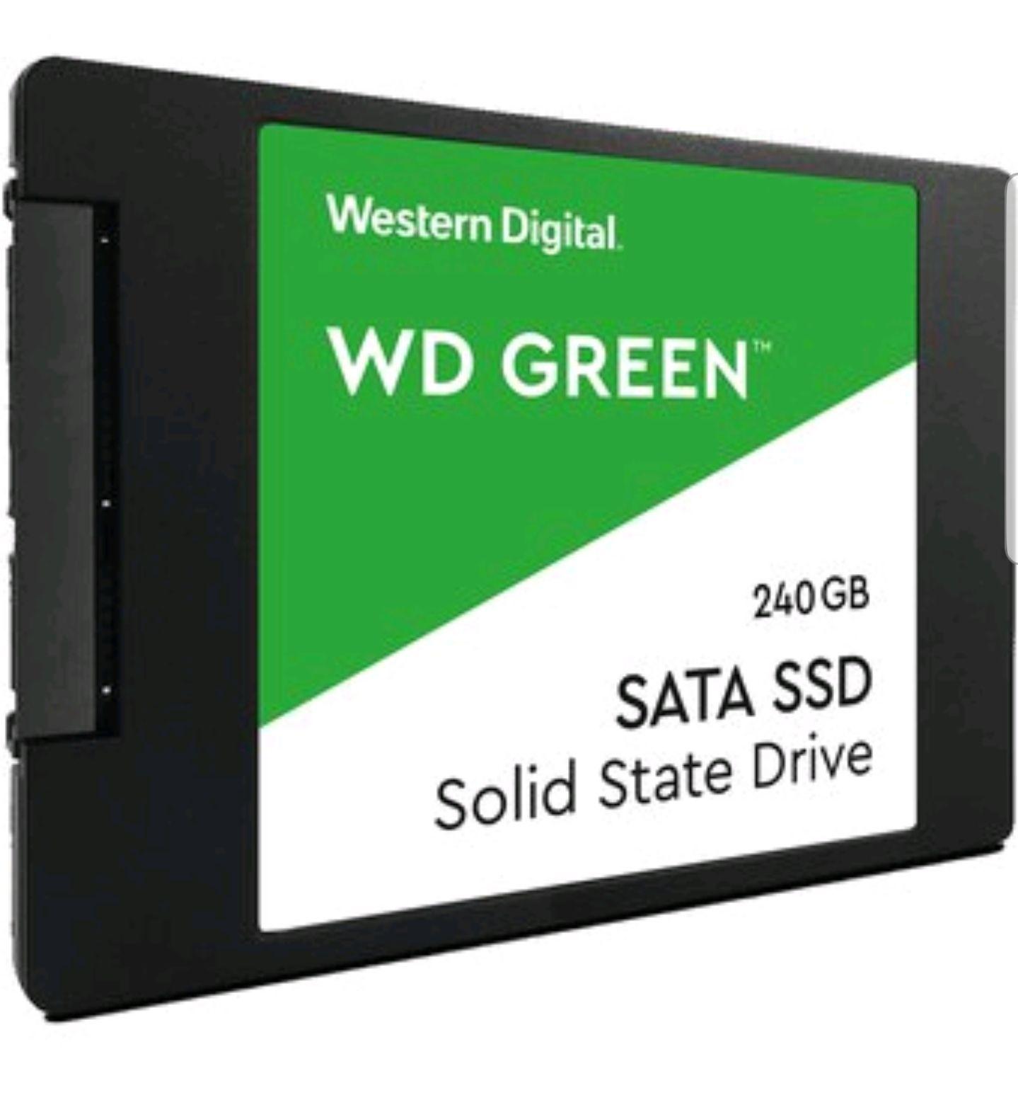 Linio: SSD Western Digital Green PC Memoria 240 GB con PayPal