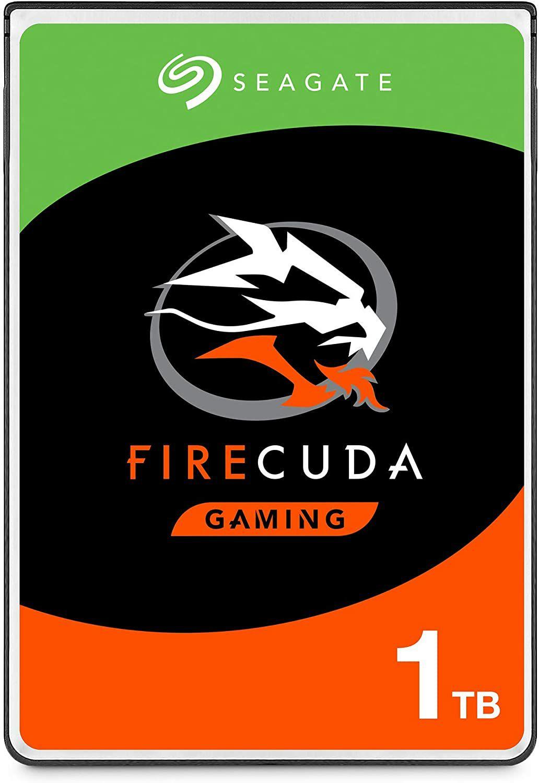 Amazon: Seagate FireCuda 1TB SSHD