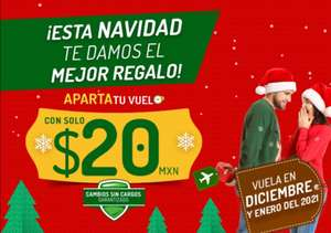 VivaAerobus: Vuelo redondo Toluca - Cancun - Toluca (Incluye TUA)