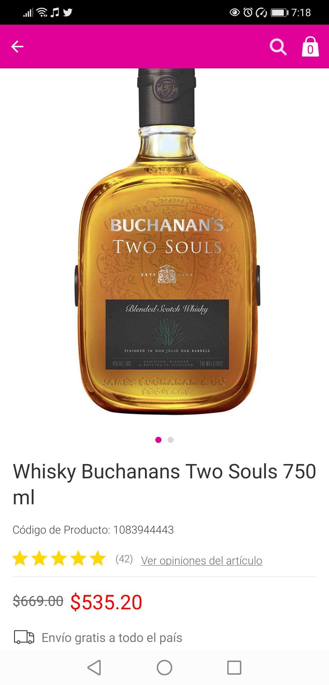 Liverpool: Buchanan's Two Souls