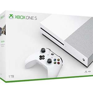 Amazon: Xbox One S con lector ($4603 pagando con Amazon Recargable; $4,141 pagando con Banorte)