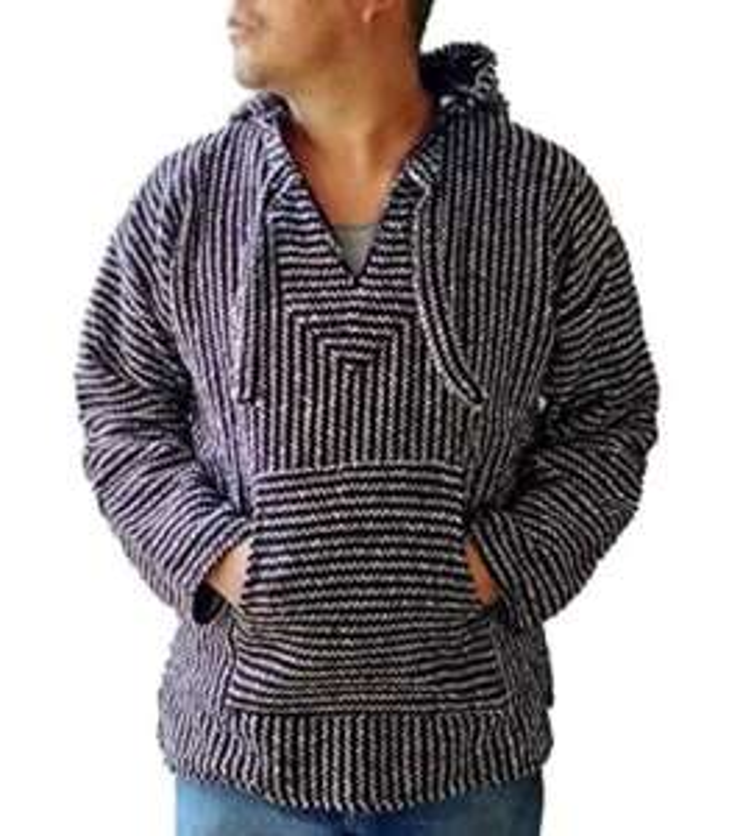 Amazon: Suéter de feria con gorrito,